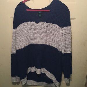 Rue 21 + sweater